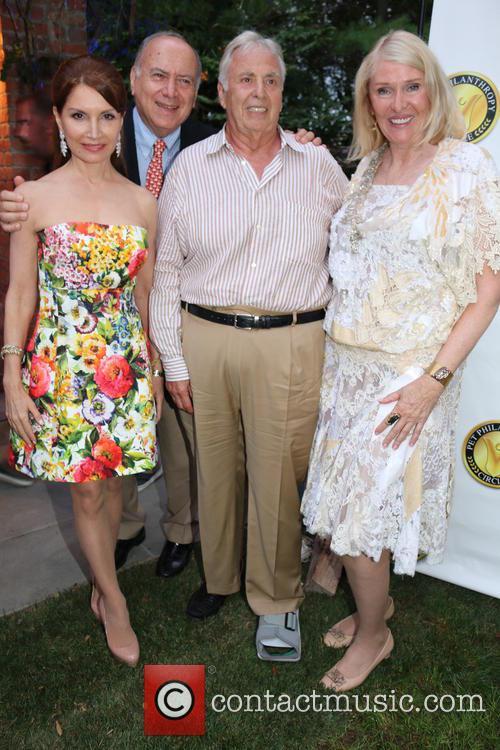 Jewel, Jean Shafiroff and Robert Morris 4