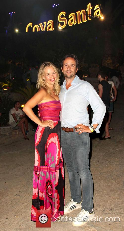 Marissa Hermer and Matt Hermer