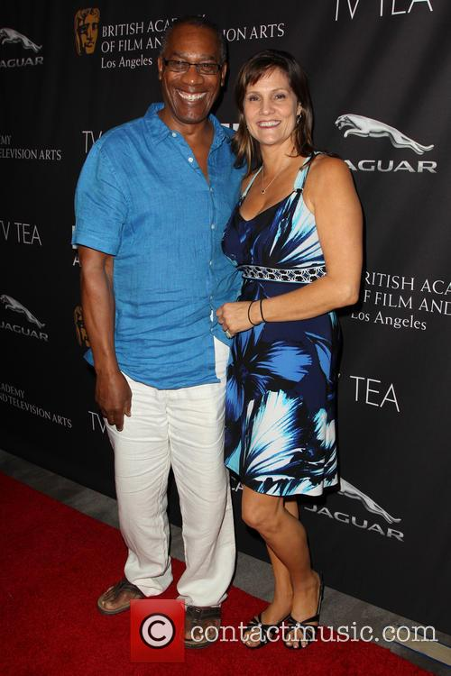 Joe Morton and Nora Chavooshian 2