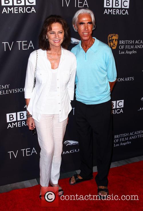 Jacqueline Bisset and Nicky Butler 2