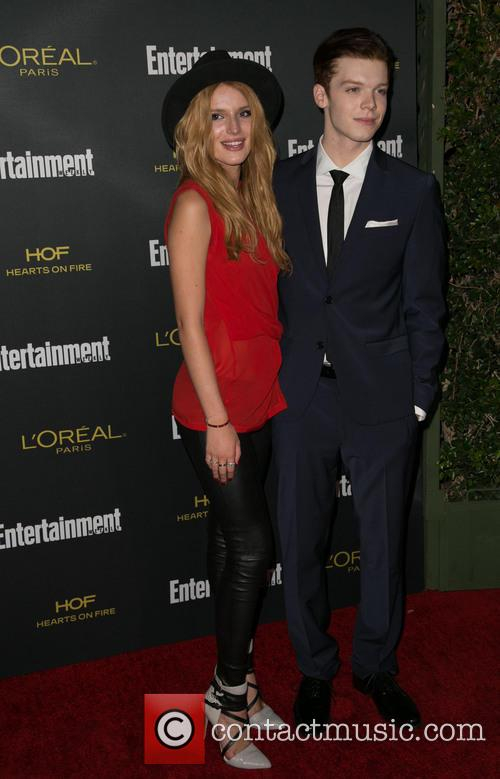 Bella Thorne and Cameron Monaghan 2