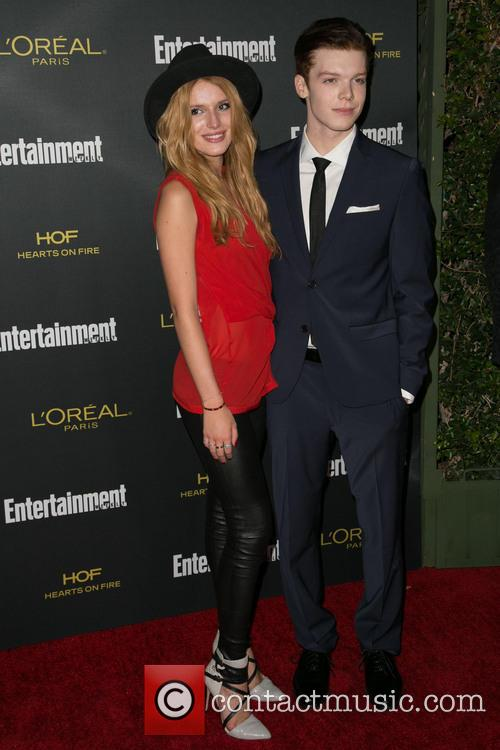 Bella Thorne and Cameron Monaghan 3