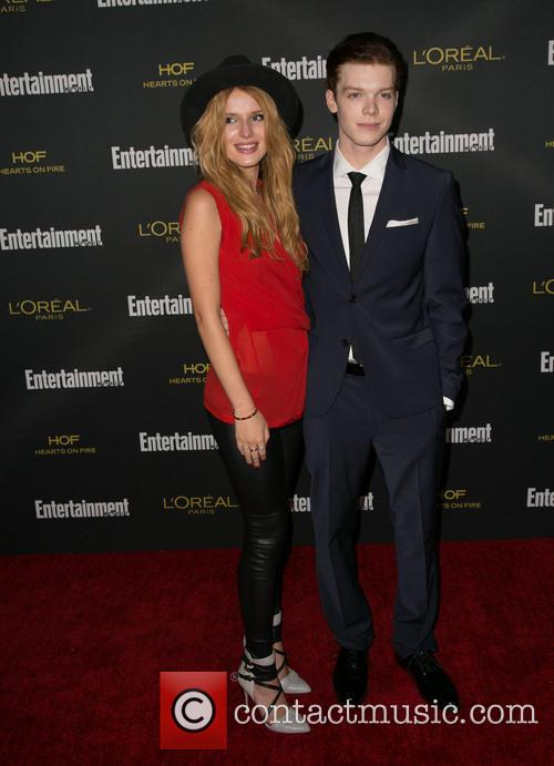 Bella Thorne and Cameron Monaghan 4