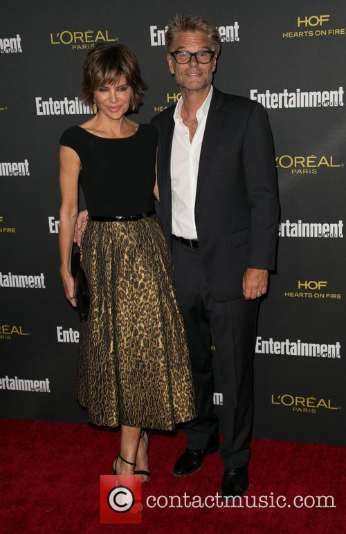 Lisa Rinna and Harry Hamlin 5