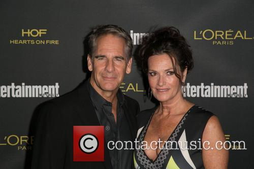 Scott Bakula and Chelsea Field
