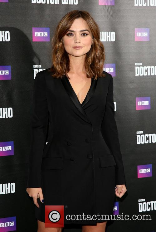 Doctor Who and Jenna Coleman 3
