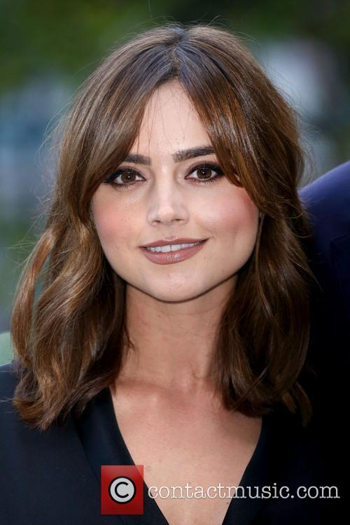 Doctor Who and Jenna Coleman 1