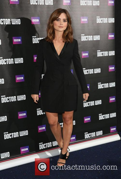 Doctor Who and Jenna Coleman 11