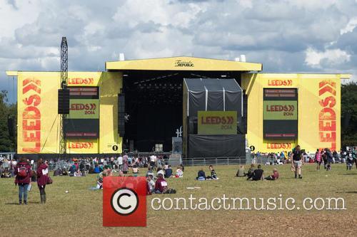 Leeds Festival Day 2 Atmosphere
