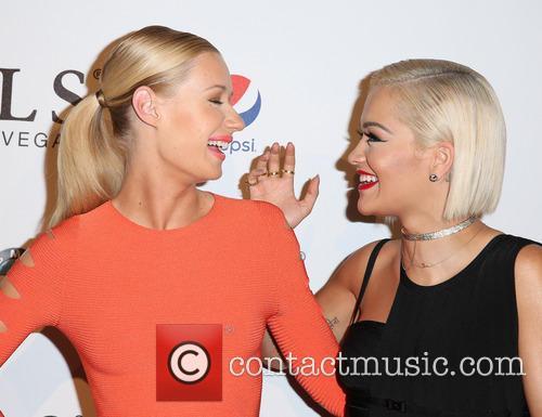 Iggy Azalea and Rita Ora 3