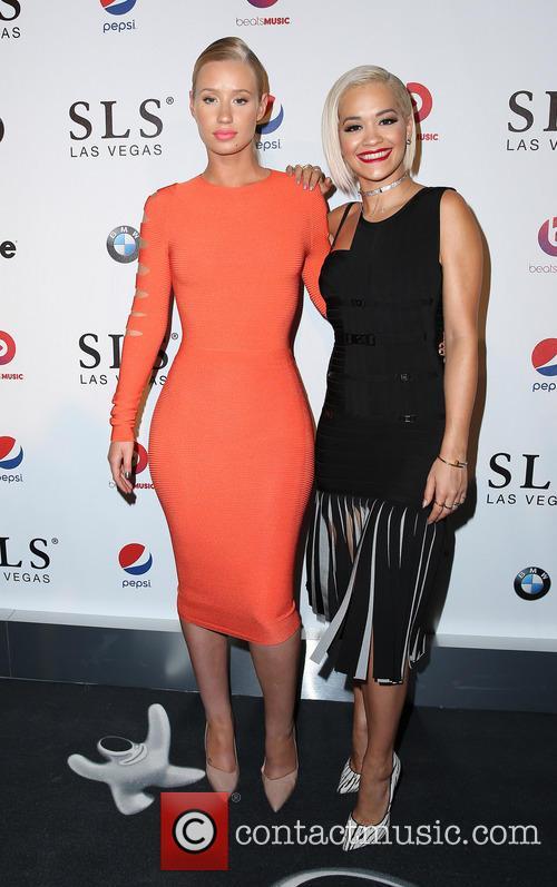 Iggy Azalea and Rita Ora 4