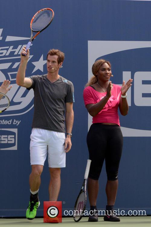 Andy Murray and Serena Williams 3