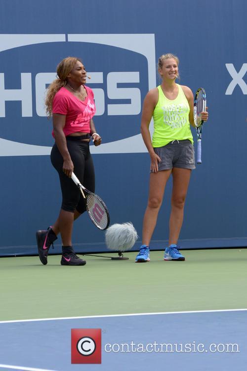 Serena Williams and Victoria Azarenka 5