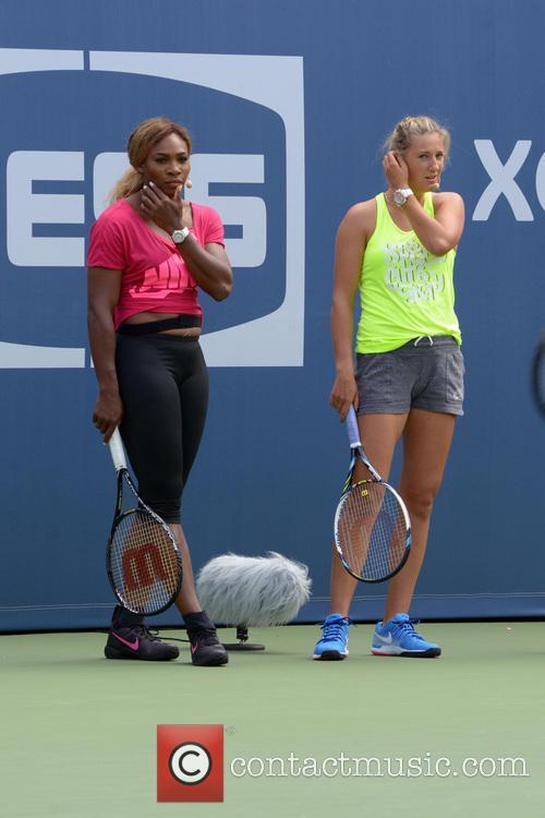 Serena Williams and Victoria Azarenka 10