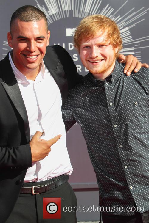 Ed Sheeran and Emil Nava 4