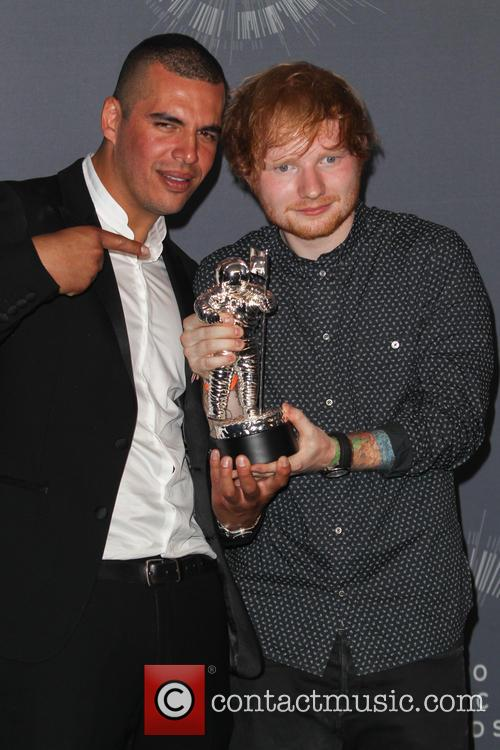 Ed Sheeran and Emil Nava 4