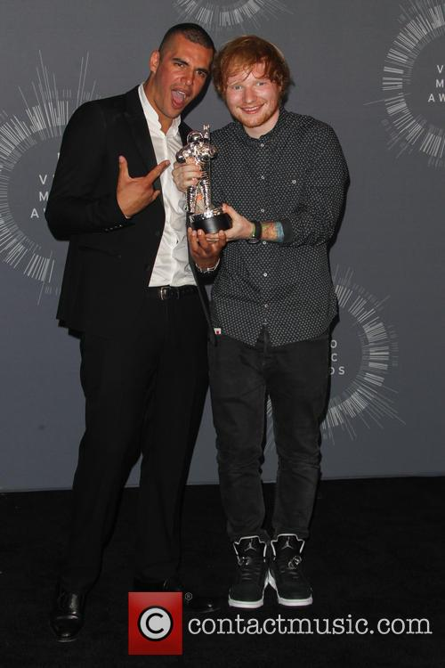 Ed Sheeran and Emil Nava 5