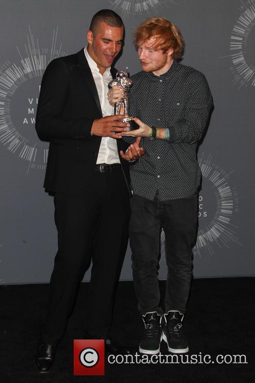 Ed Sheeran and Emil Nava 1