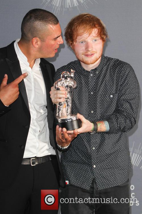 Ed Sheeran and Emil Nava 7