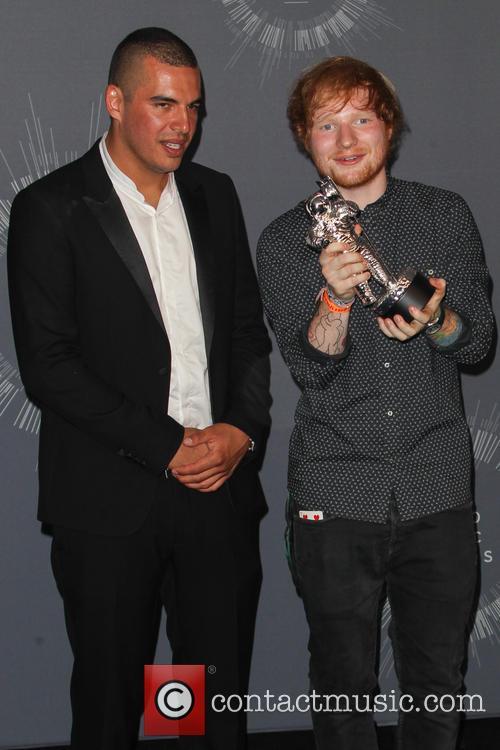 Ed Sheeran and Emil Nava 8