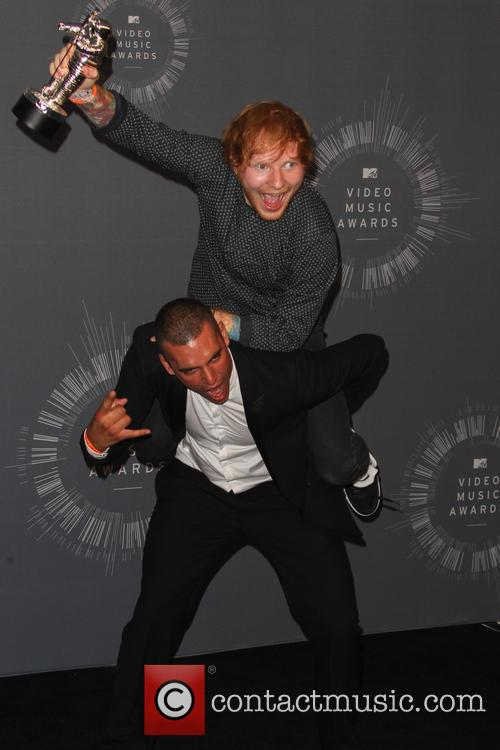 Ed Sheeran and Emil Nava 9