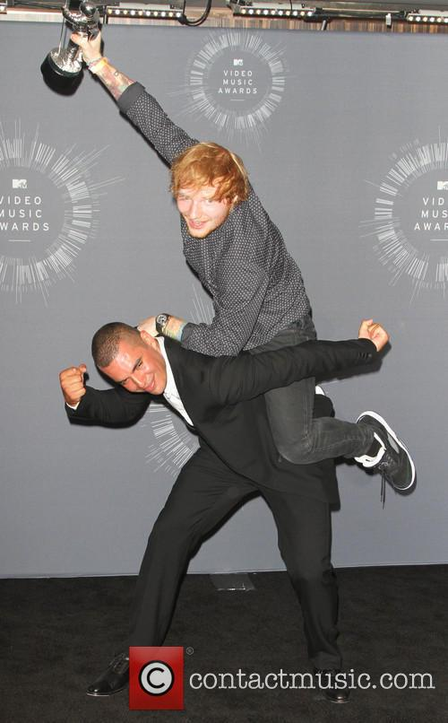Ed Sheeran and Emil Nava