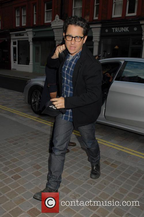 j j abrams celebrities arrive at chiltern 4337708