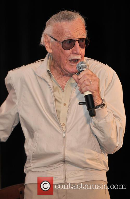 stan lee wizard world chicago comic con 4338254
