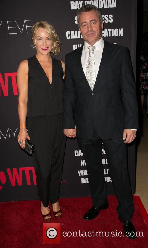 Missy Mcknight and Matt Leblanc 3