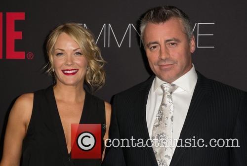 Missy Mcknight and Matt Leblanc 4