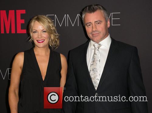 Missy McKnight and Matt LeBlanc 1