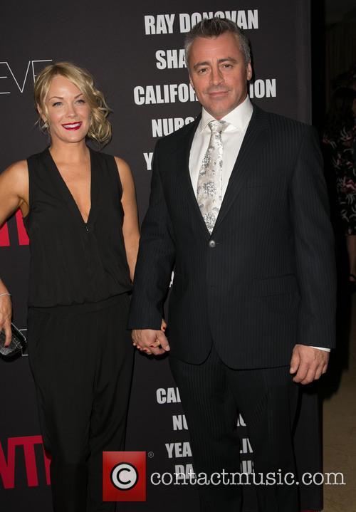 Missy Mcknight and Matt Leblanc 6