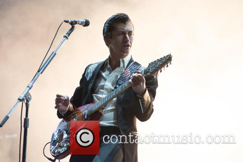 Arctic Monkey and Alex Turner 4