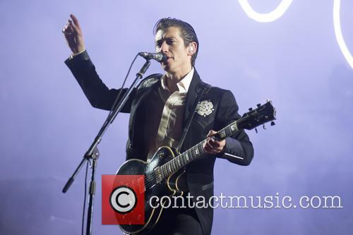 Arctic Monkey and Alex Turner 5