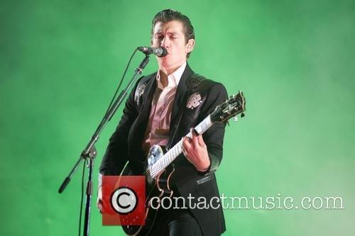 Arctic Monkey and Alex Turner 8