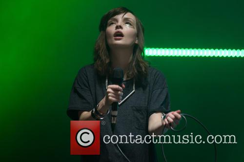 Chvrches and Lauren Mayberry 4