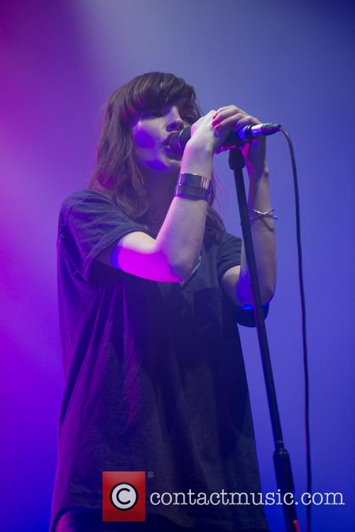 Chvrches and Lauren Mayberry 5
