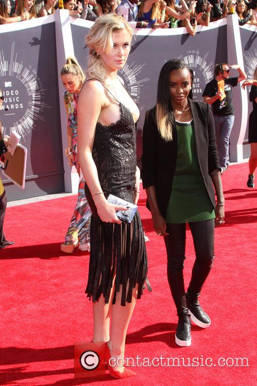 Ireland Baldwin and Angel Haze