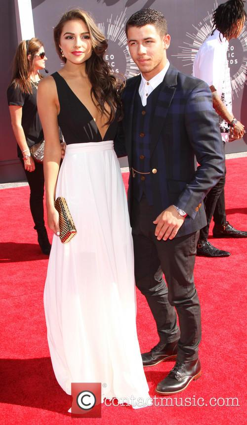 Nick Jonas and Olivia Culpo 6