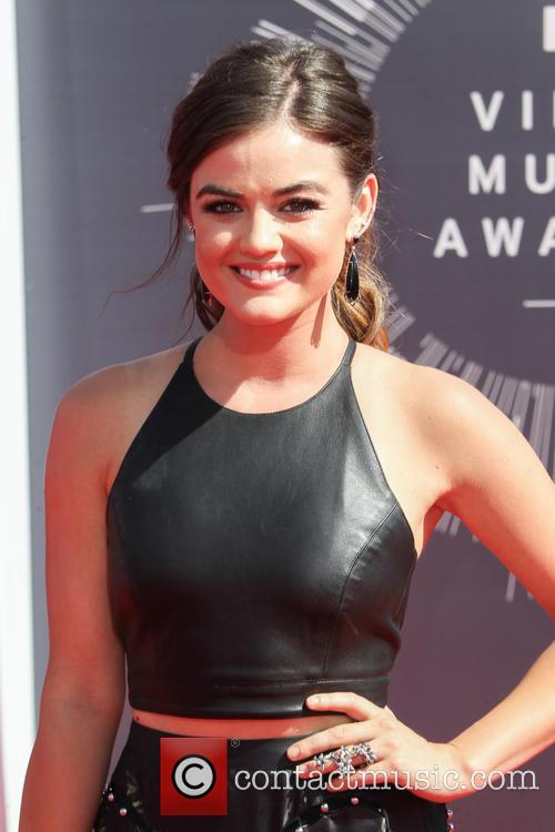 Lucy Hale Hits Back At Nude Picture Hackers