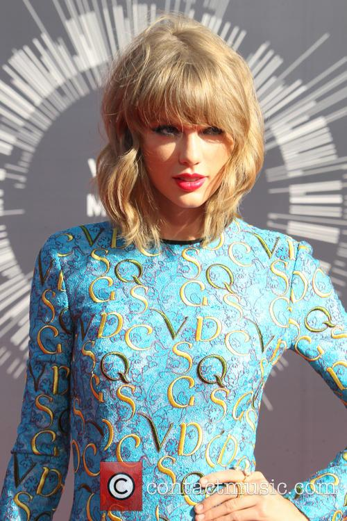 Taylor Swift at the 2014 MTV Video Music Awards