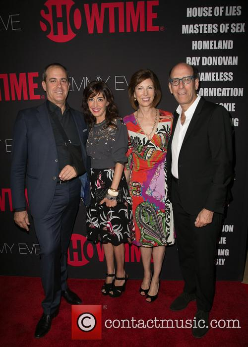 David Nevins, Andrea Nevins, Susan Blank and Matthew C. Blank