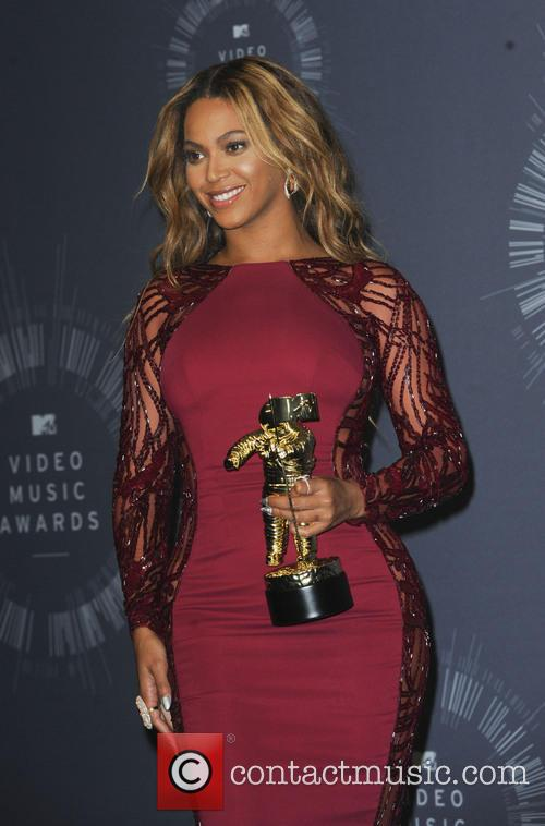 beyonce knowles 2014 mtv video music awards 4338782