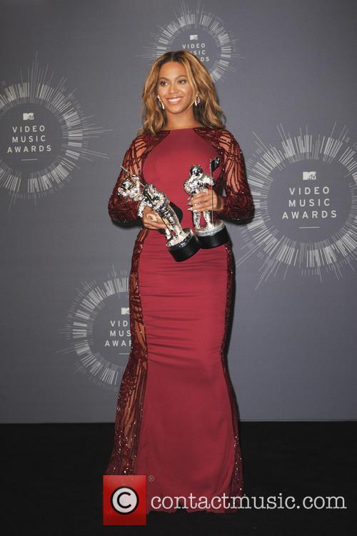 beyonce knowles 2014 mtv video music awards 4338793