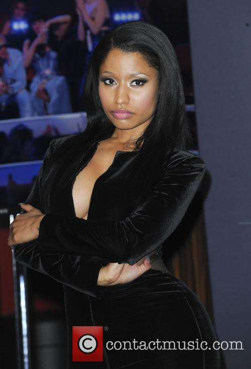 Nicki Minaj at the 2014 MTV Video Music Awards