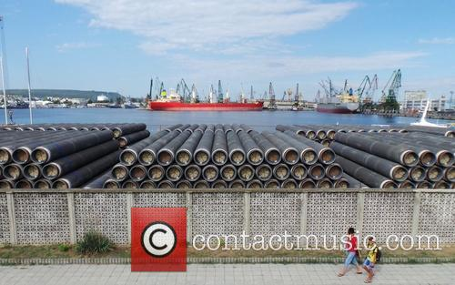 Bulgaria South Stream Pipeline Construction