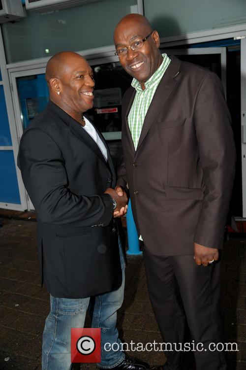 Barrington Patterson and Cass Pennant 10