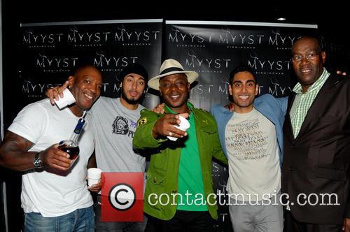 Barrington Patterson, Jay Josan, Vas Blackwood, Aman Singh and Cass Pennant 6