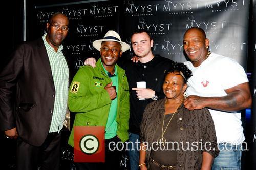 Cass Pennant, Vas Blackwood, Guest and Barrington Patterson 3