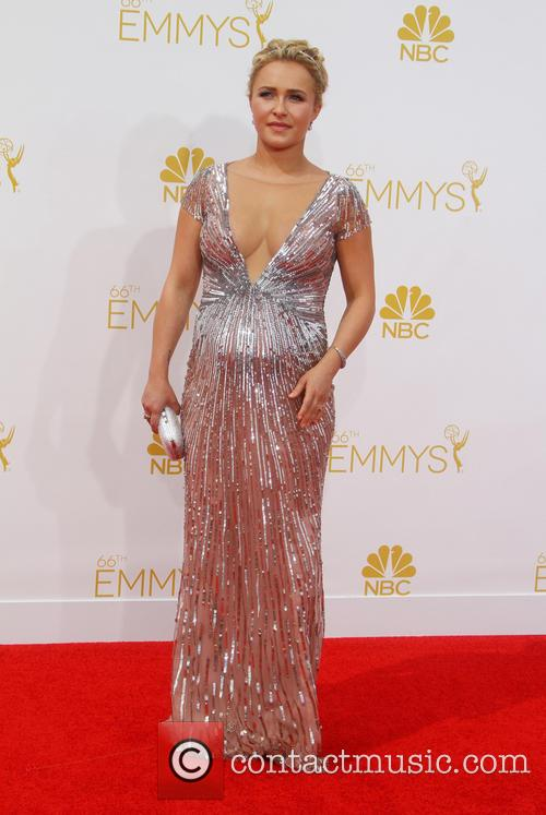 hayden panettiere 66th annual primetime emmy awards 4342155